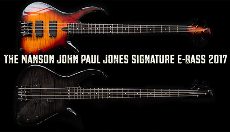 john paul jones released a new version of his limited edition signature bass guitar led. Black Bedroom Furniture Sets. Home Design Ideas